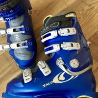 Men's Salomon Evolution 2 8.0 Ski Boots - NOW SOLD!