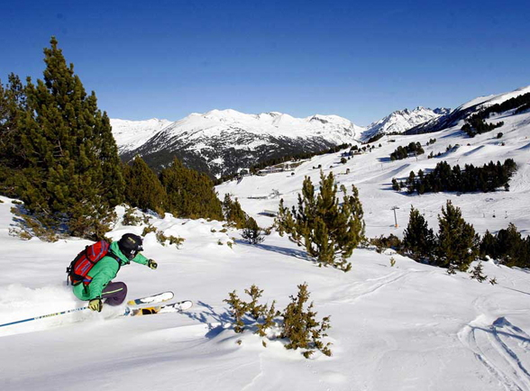 Andorra ski holiday