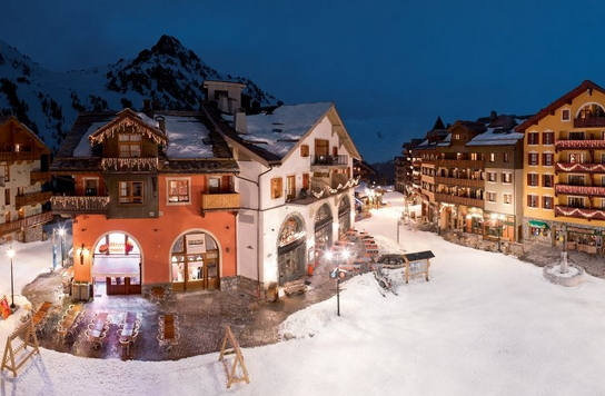 Free £3500 Ski Holiday Competition!
