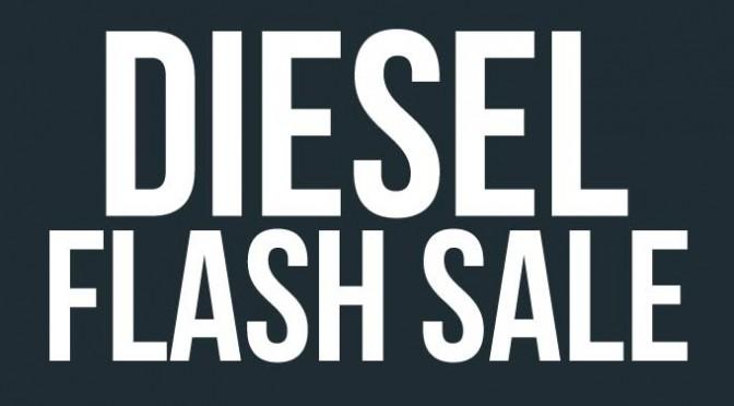 Diesel Flash Sale from SportsDirect