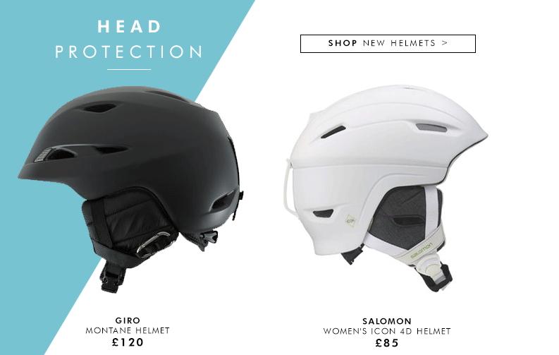 Snow+Rock Helmets