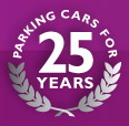 Parking for 25 years