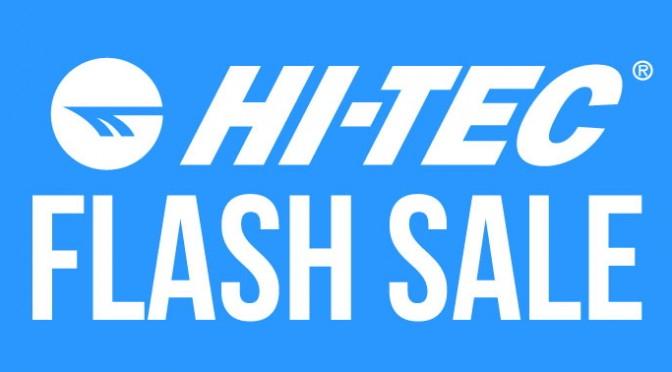 Hi-Tec Flash Sale