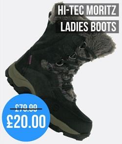 Ladies Moritz Boot