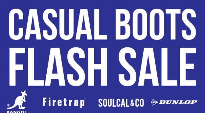 Casual Boots Flash Sale 90% Off