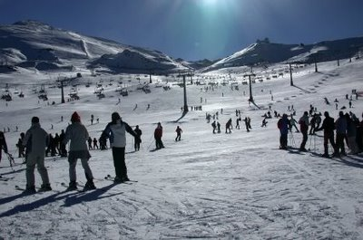 Sierra Nevada Skiing Holiday Competition
