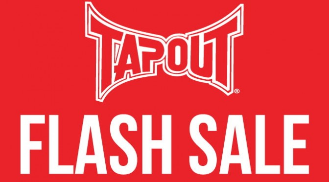 Tapout Flash Sale from SportsDirect