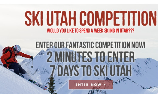 Ski Utah Competition from Snow+Rock