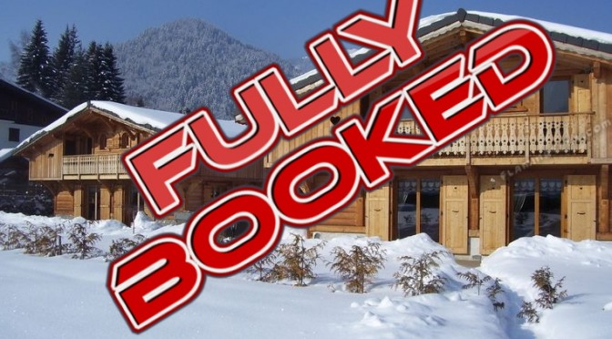 Ski Prix Catered Chalet – Now Fully Booked!