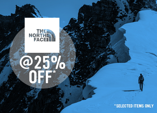 North Face Sale