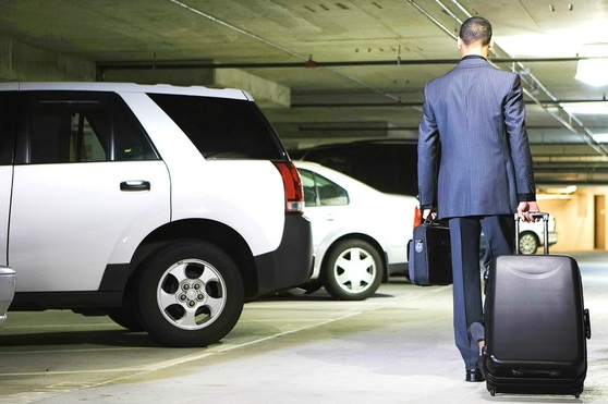 Airport Parking Offer from Groupon