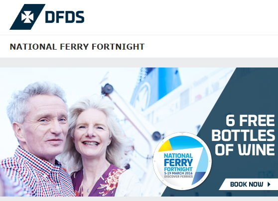 DFDS Offers