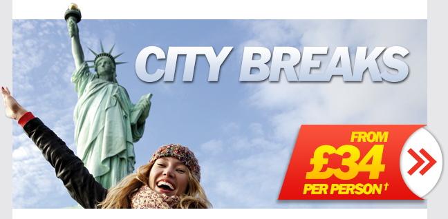 Jet2 City Break