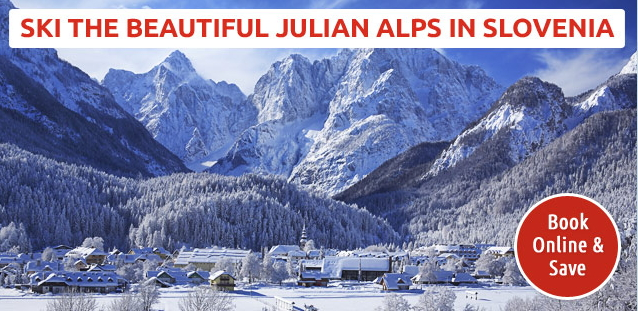 Ski the Beautiful Julian Alps in Slovenia