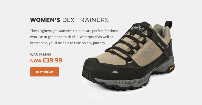 DLX Trainers