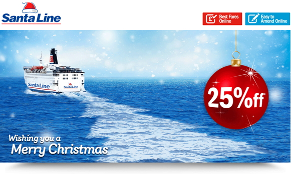 Santa Line Offer