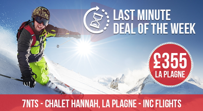 Alpine Elements Ski Deal of the Week!
